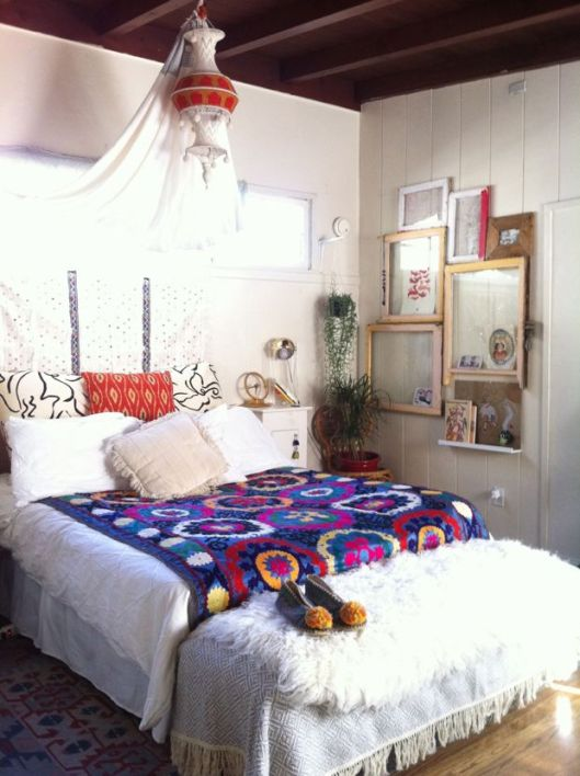 justina blakeney bohemian bedroom