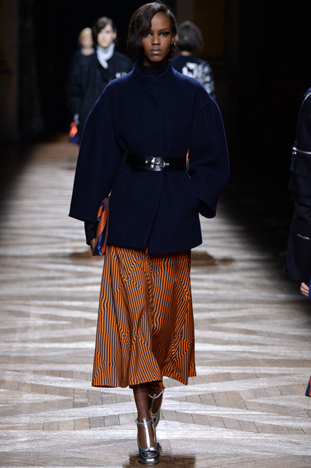 Dries Van Noten Fall 1014