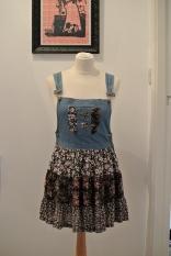 Topshop dungarees/dress