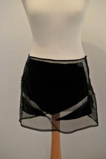 Topshop Boutique sheet skirt